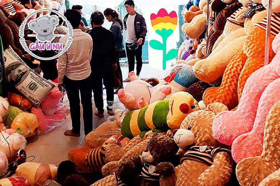 Shop Gấu Ú Nu | Shop Gấu bông Cần Thơ