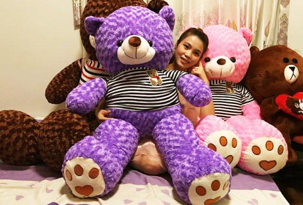Chuyên bán lẻ gấu bông Teddy ở An Giang - Gấu bông Long Xuyên.
