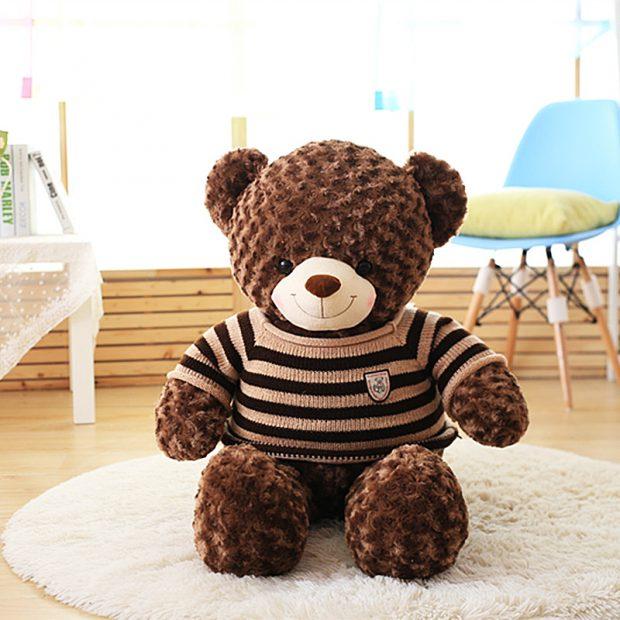 Gấu bông Teddy - Mặt trước