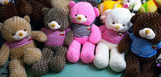 Shop gấu bông Rach Giá - Shop gấu bông Kiên Giang