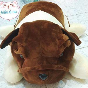 Chó bông mặt xệ - Gấu bông Cần Thơ