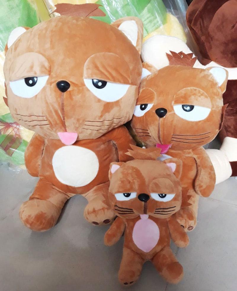 Mèo Dinga tại Shop Gấu Bông Cần Thơ