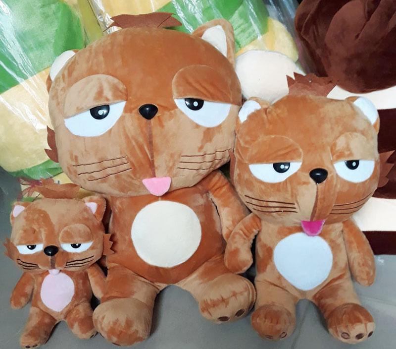 Ba anh em nhà mèo lười Dinga ngộ nghĩnh