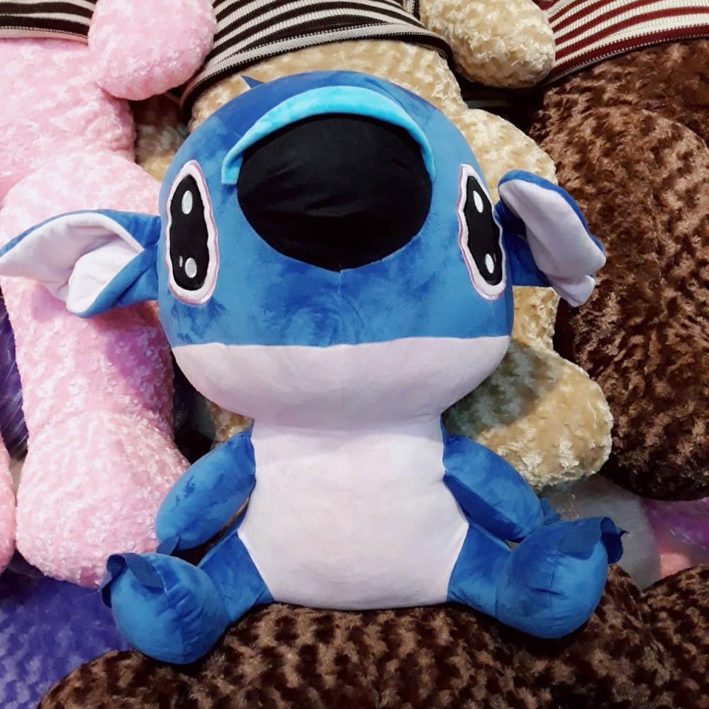 Gấu bông Stitch xanh trắng - Shop Gấu Bông Ú Nu Cần Thơ